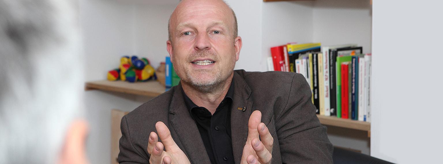 Frank Österreicher, Coaching, Supervision, Training Köln/Bonn