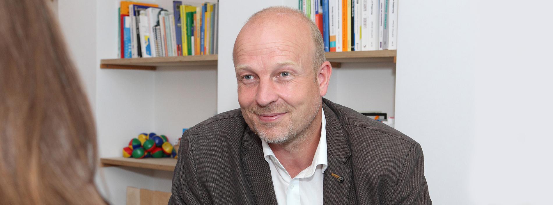Frank Österreicher, Supervisor und Coach DGSv, Köln/Bonn